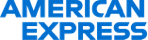 American Express Logotype Stacked